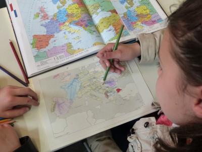 Comenius auf dem Weg zur Europaschule