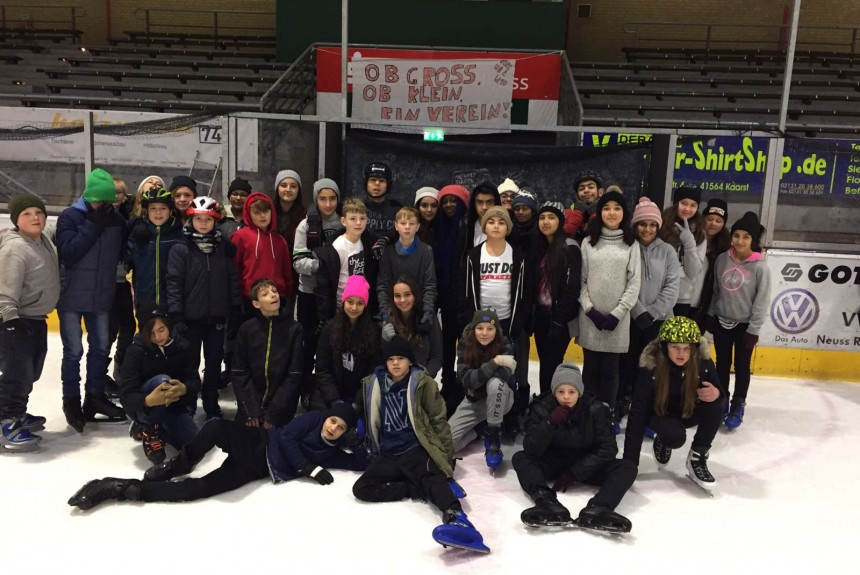 COMENIUS ON ICE