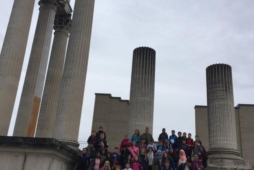 Exkursion zum Archäologischen Park in Xanten
