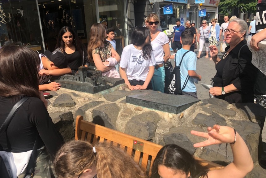 Eine spannende Tour durch das mittelalterliche Neuss