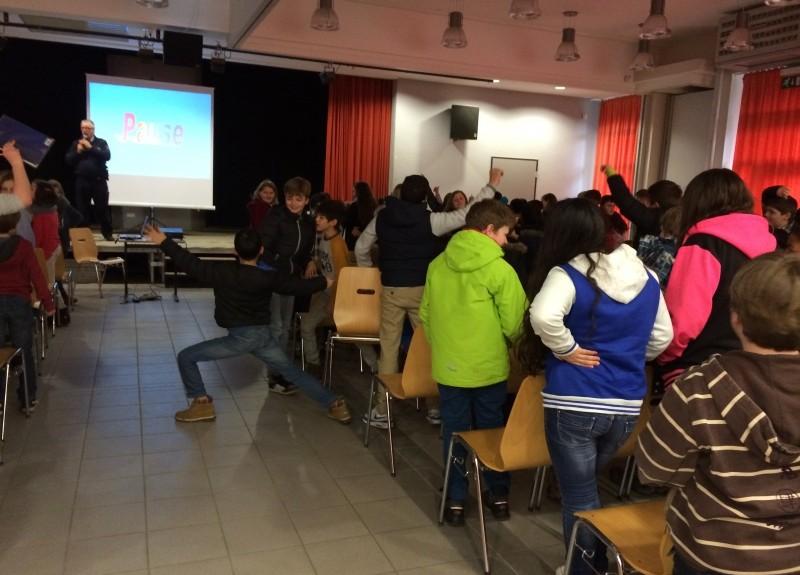 Teilnahme am Verkehrsquiz 2015 des Rhein-Kreis Neuss
