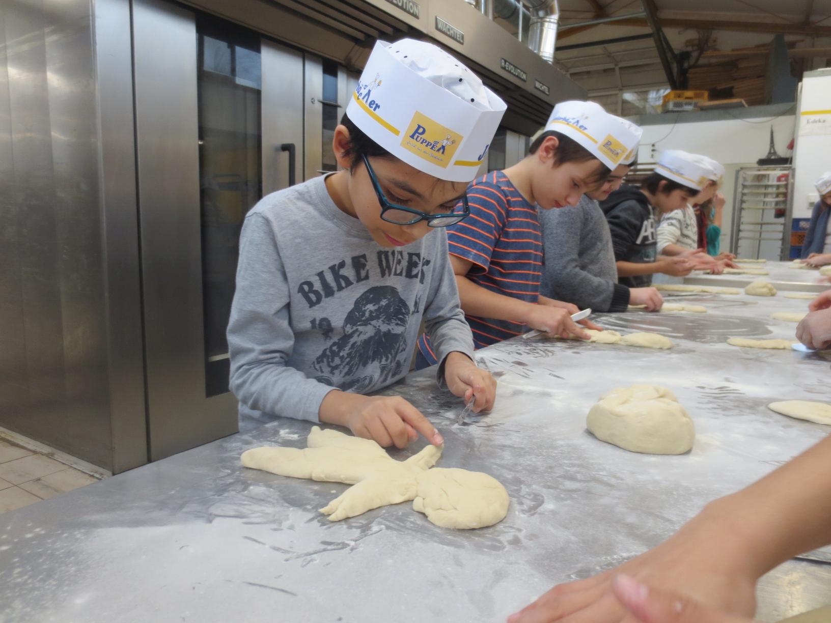 Mitmachaktion in der Bäckerei Puppe – Selbstgemacht schmeckt doch am besten!