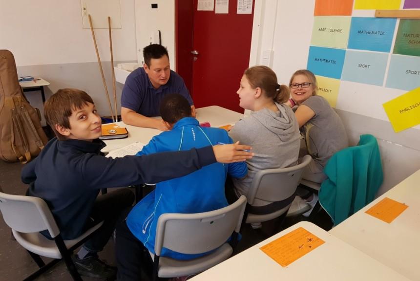 Religionsprojekt an der Comenius-Schule